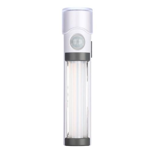 Wielofunkcyjny Handheld Czujnik Torch Światło Podczerwone Ludzkie Ciało Indukcyjne Dioda Lampka Kontrolna Nocna Lampa Ostrzegawcza Jasny Jasny