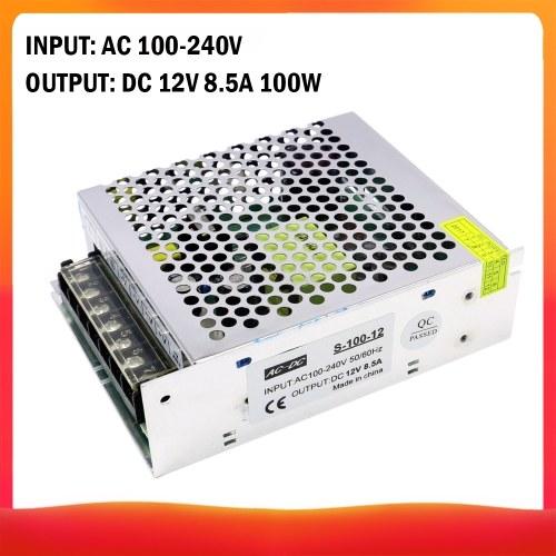 AC 100-240V auf DC 12V 3A 36W Spannungswandler-Adapter für geregelte Schaltnetzteile