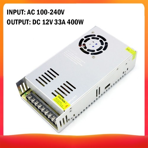 AC 100-240V to DC 12V 3A 36W Voltage Transformer Regulated Switching Power-Supplys Adapter