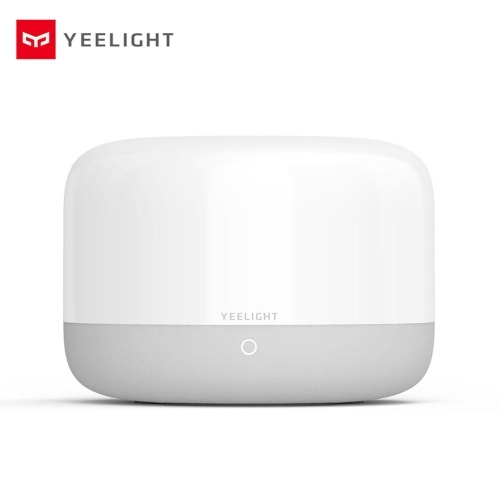 Yeelight YLCT01YL RGBW Colorful LEDs Bedside Lamp Touching Table Light(Xiaomi Ecosystem Product)-CN Plug