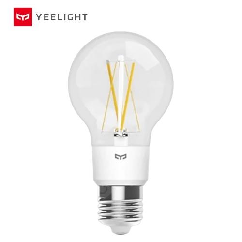 Yeelight AC100-240V 6W 700lm E27 Intelligent LEDs Filament Light Bulb(Xiaomi Ecosystem Product)