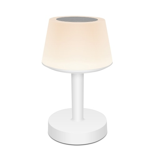 DC5V 2W LEDs Music Table Lamp Touch Lamp Wire-Less Speaker Colorful Night Light Desk Lamp