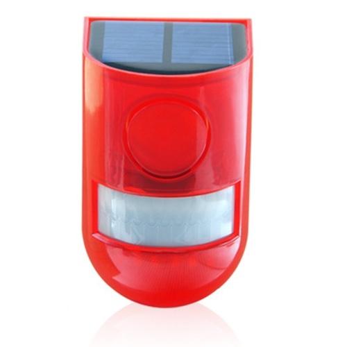 N911 Solar LED Warning Light  Alarming Lamp IP65 Four Speed Operation Mode