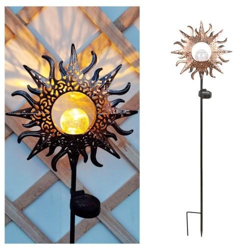 Lámpara Solar Sun Insertada IP44 Luz Blanca Cálida