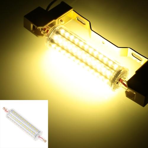 R7S 72 LEDs 10W  980LM 2835SMD AC220-240V Bulb Light Corn Lamp Floodlight