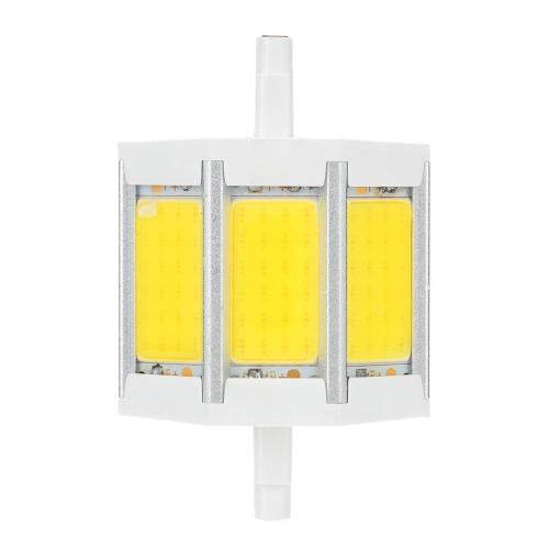 R7S 10W 78mm 800-900LM AC85-265V COB LED Bulb Light Corn Lamp