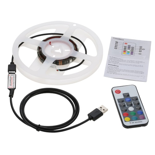 LED USB Flexible RGB LED Strip Light