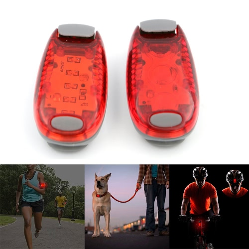 Mini Wrist Lamp 5LEDs Flashlight Emergency Safety Warning Light