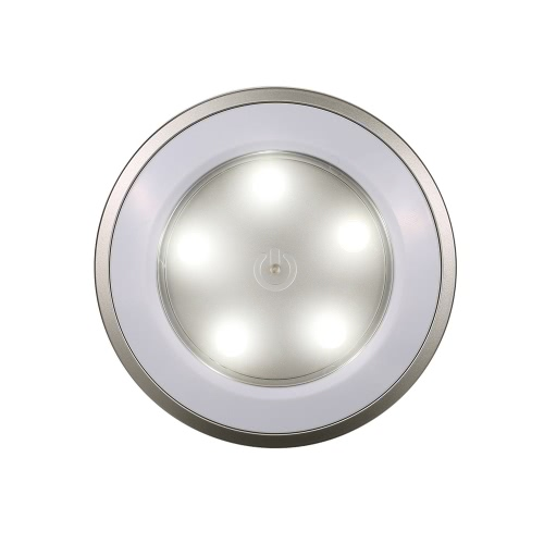 LED Rechargeable Ceiling Cabinet Dimmable Puck Light