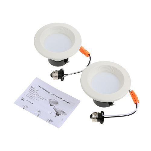 8W 4inch LED Triac Dimmable Retrofit Downlight