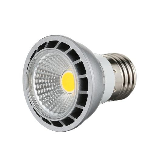 15W LED COB Ultra Bright Spotlight E26 / E27 / GU10 / MR16 Lumière respectueuse de l'environnement pour Home Office Bar