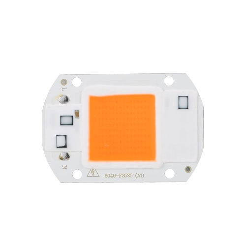 20W 30W 50W Full Spectrum High Power LED Chip