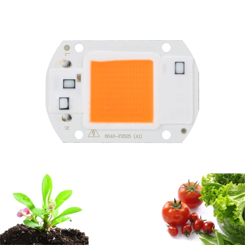 20W 30W 50W Full Spectrum de alta potencia LED Chip