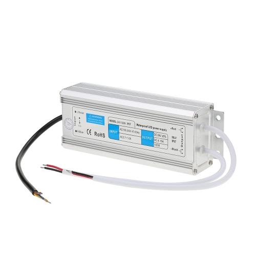 24V водонепроницаемый IP67 светодиодный трансформатор питания для внутреннего и наружного монтажа