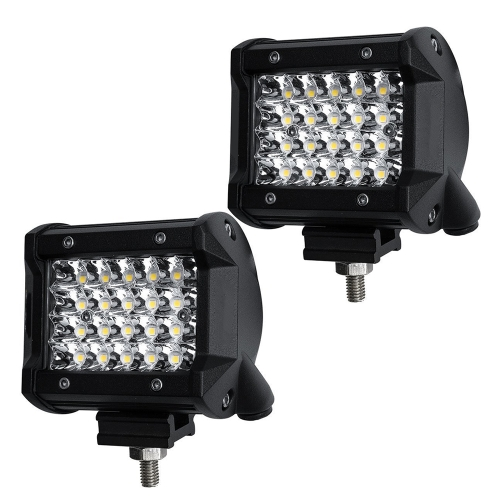 Quad-row LED Spot Beam Off-road Driving Lamp