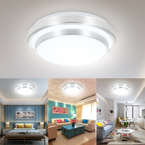 15W 24W 30pcs 48pcs LED Circular Round Ceiling Light Fixture
