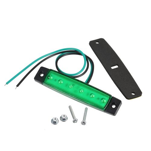 6LEDs Светодиодный фонарь для автомобильного фонаря