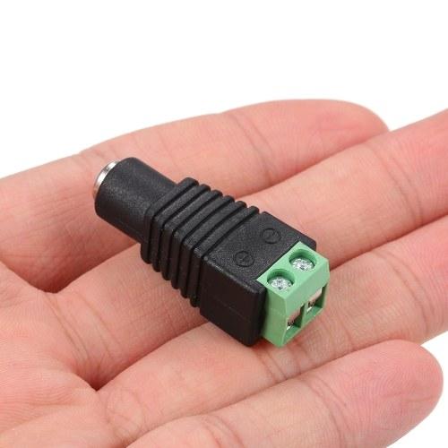 Разъем для подключения адаптера питания для светодиодной полосы