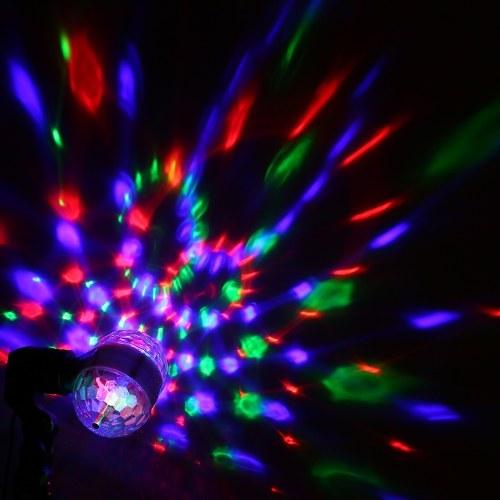 Stage Stage LED E27 RGB a doppia testa