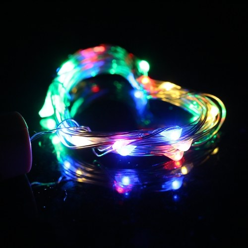 4.5V 0.9W 1.5Meters 15 LED Kupferdraht Fairy String Licht