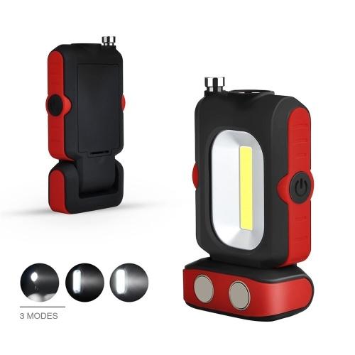 Tragbares LED-Arbeitslicht (batteriebetrieben)