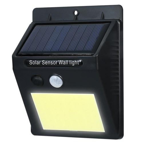 48 COB LEDs Solar Powered Wall Light