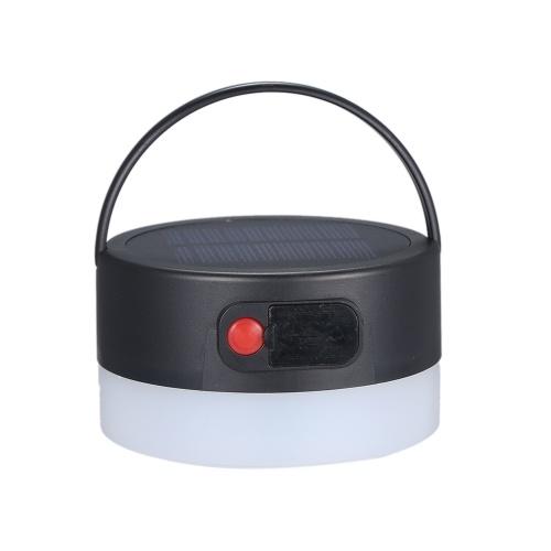 Lanterna solare portatile da campeggio a LED