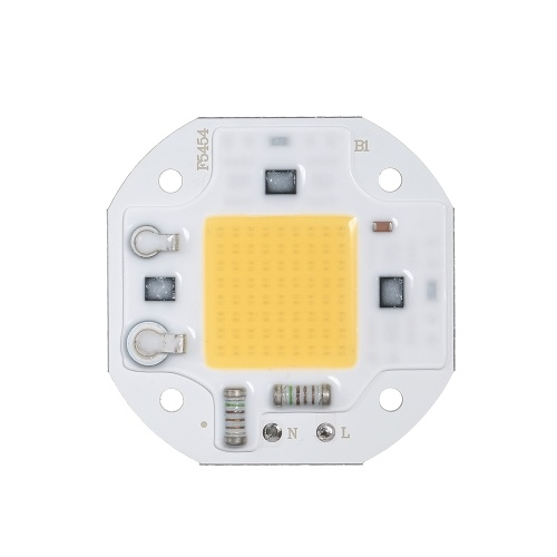 AC220V 20W White COB Chip Mini lámpara portátil