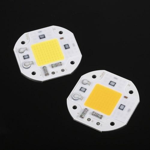 AC220V 20W White COB Chip Mini Portable Lamp