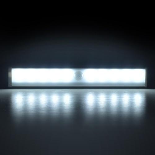 LED Stair Light PIR Motion Sensor Lamp 10 LEDs Night Light