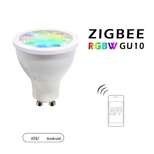 GLEDOPTO AC100-240V 5W RGBW Intelligent Bulb(Zigbee Version)