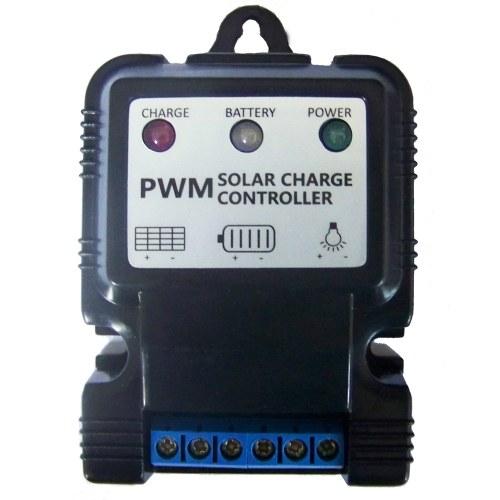Praktischer Solarpanel-Laderegler