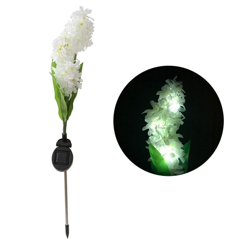 Outdoor LED Path Lamp Solar Garden Stake Lights