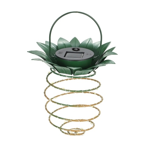25 LEDs Garden Solar Pineapple Lights