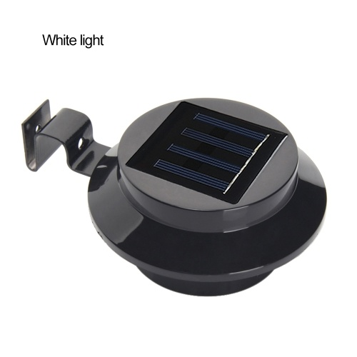 Lámpara de fregadero impermeable para cercas de energía solar