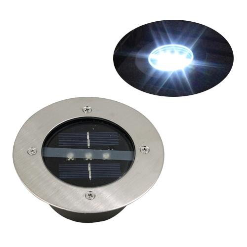 3LEDs Solar Buried Lamp