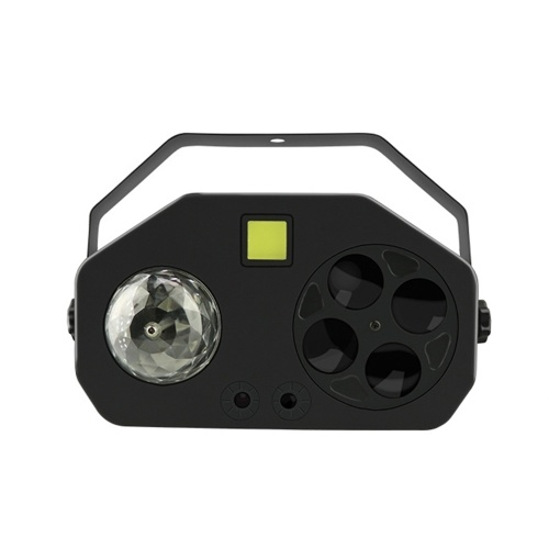 16 patrones La-ser Projector RGBW Stage Light