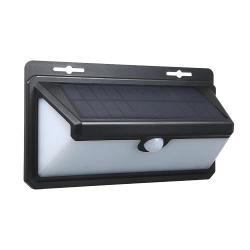 Lámpara solar 100 LEDs Sensor de movimiento