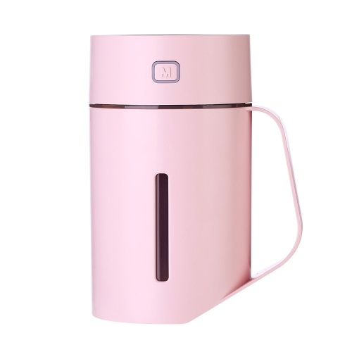 LEDs Humidifier Cup 420ML Air Cleaner