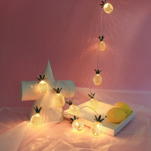 10LEDs Fairy Lamp Decorative Light String per festa in camera da letto
