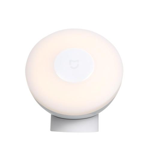 LED Xiaomi LED Luz de inducción nocturna Sensor inteligente del cuerpo humano de 360 grados Brillo ajustable