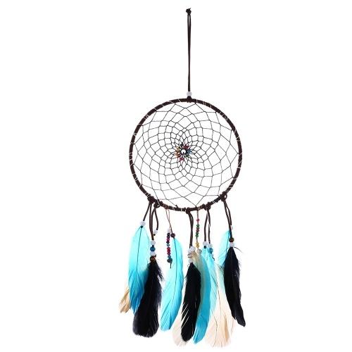 Dreamcatcher fatto a mano con String Light