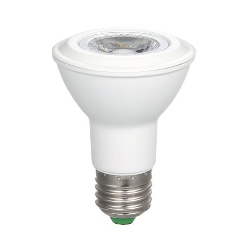 AC 85-265 V 10 W L-ED RGB + Bombilla blanca cálida con control remoto