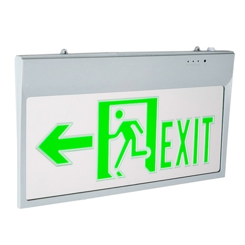 Safety Exit Sign