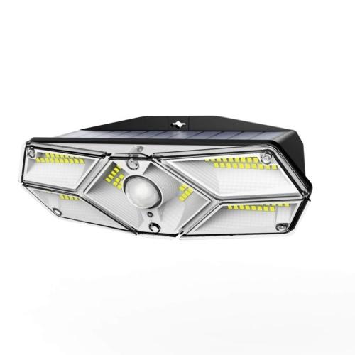 104 LEDs Wide Angle Wall Lamp 10M Sensoring Distance 120 Degree Sensoring Angle  6 Luminescent Area