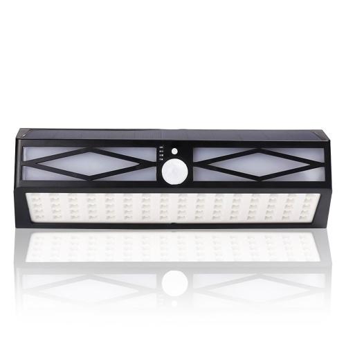 Solar Hollow Aplique LED Cuerpo humano Lámpara de inducción