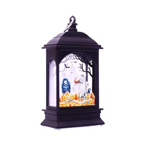 Led Dekoration Licht Led Kerze Lampe Nachtlicht für Hallo-Ween Festival Dekorationen Geschenk