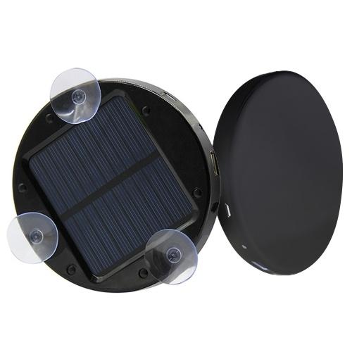 Solar Window Suck Power Bank Notstromversorgung Mobiltelefon Aufladung Schwarz / Weiß / Grün / Gelb / Blau 1800/2600 / 5200mAh