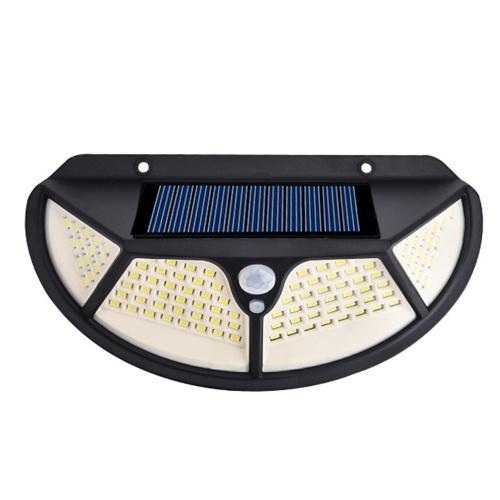 102 LEDs Bewegungssensor Solar Light Energy Wandleuchte