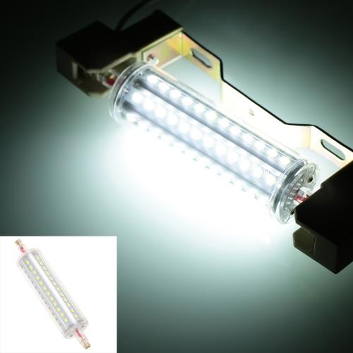 R7s 72 светодиодов 10W 118 мм 980LM 2835SMD AC85-265V лампа свет кукурузы Светильник прожектор Non-затемняемый 360 степень освещения высокой яркости белого
